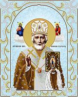 Святой Николай Чудотворец (серебро) АС3-027