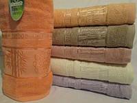 Полотенце банное 70*140см. бамбуковая нить