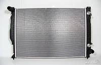 Радиатор Audi- A6 2.5TDI 97-05г.630*450*32 АКП. плоские соты 4B0121251A