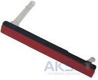 Aksline Заглушка разъема SIM-карты Sony D2502 Xperia C3 Dual / D2533 Xperia C3 Black