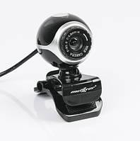 Веб камера maxxter wcm003 usb 2.0 black