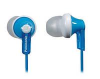 Вакуумные наушники Panasonic RP-HJE118 Blue