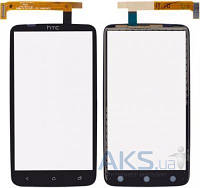 Сенсор для телефона HTC S720e One X, X325 One XL Original Black