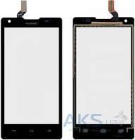 Сенсор (тачскрин) для Huawei Ascend G700-U10 Black