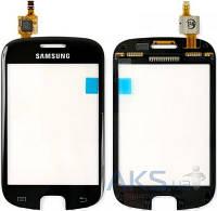 Сенсор (тачскрин) для Samsung Galaxy Fit S5670 Original Black