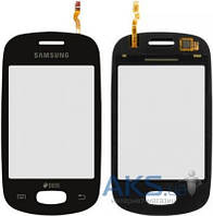 Сенсор (тачскрин) для Samsung Galaxy Star Duos S5282 Original Black