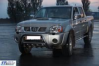 Nissan Pick Up NP 300 Кенгурятник WT002