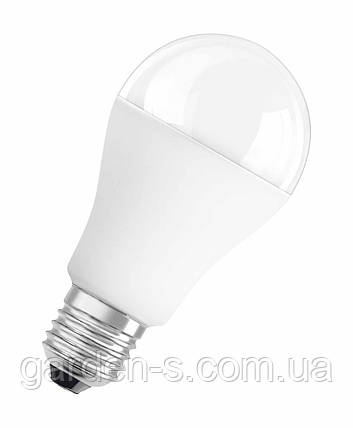 Светодиодная лампа OSRAM LED STAR CLASSIC A 75 12 W/840 E27 FR, фото 2
