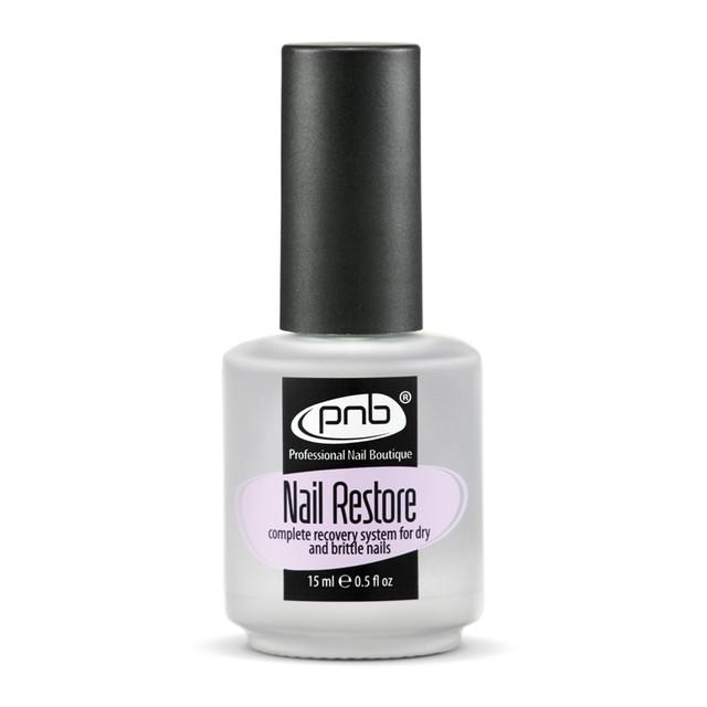Средство для восстановления ногтевой пластины PNB (15 мл) / Nail Restore PNB (15 ml)