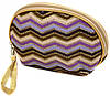 Комфортная женская косметичка текстиль 362 violet