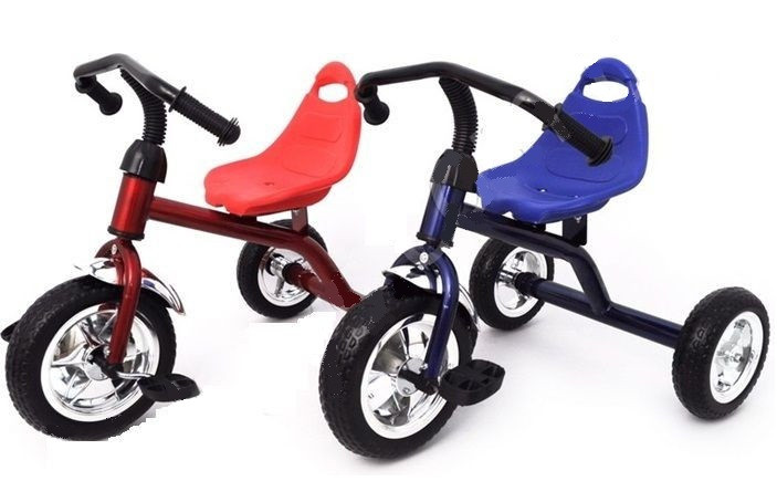 Дитячий триколісний велосипед QAT-T001