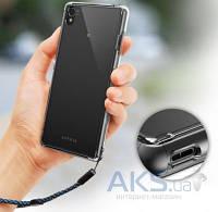 Чехол Ringke Fusion Sony Xperia Z3 D6603 Crystal