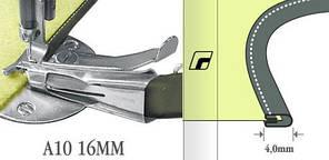 Окантователь A 10 16mm