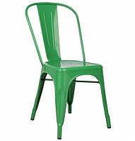 Стул металлический AMELIA  AC-001A akh (Амелия), зеленый