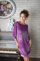 Туника-платье Krasija TM Komilfo, фото 1