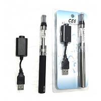 Электронная сигарета EGO CE-6, 1100 mAh электронный кальян