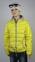 Куртка для девочек, модель 105, 6-12 лет