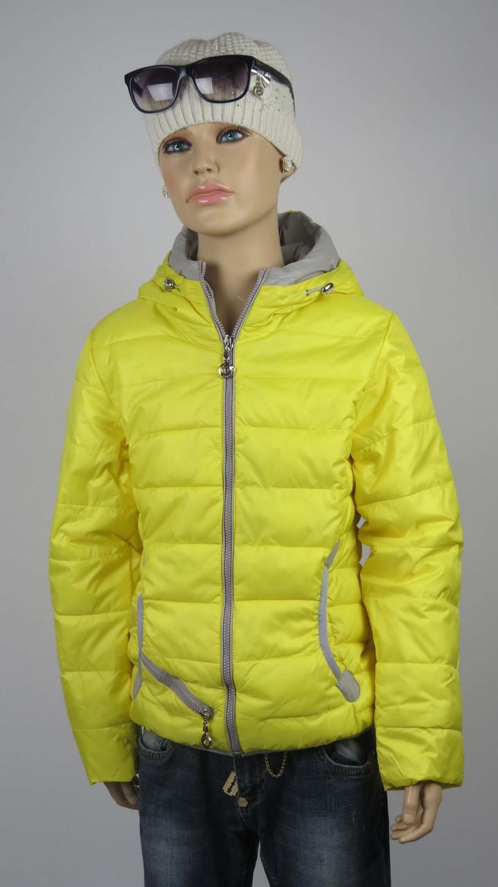 Куртка для девочек 6-12 лет, фото 1