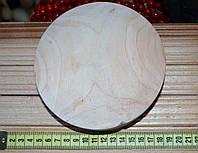 Шкатулка деревянная под роспись круглая большая