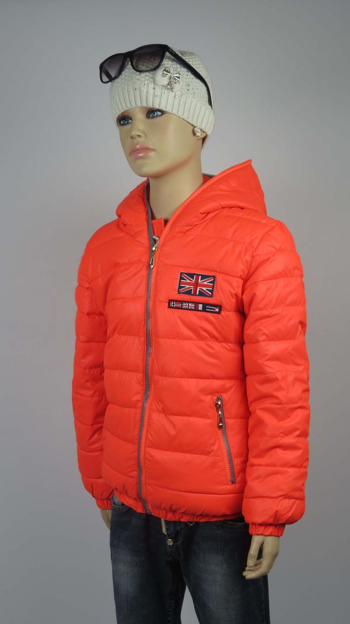 Куртка для девочек 6-11 лет, фото 2