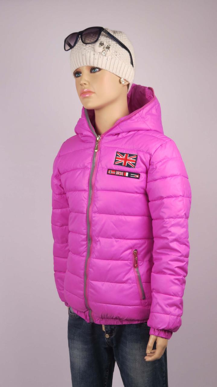 Куртка для девочек 6-11 лет, фото 4