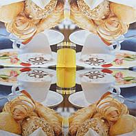 """Салфетка декупажная 33x33см 22  """"Прекрасный завтрак""""(товар при заказе от 500грн)"""