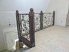 Кованая лестница для частного дома, фото 2
