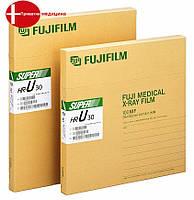 Рентгенпленка Fujifilm Super HR-U 30х40  (зеленочувствительная)