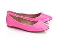 Женские балетки DENA pink, фото 1