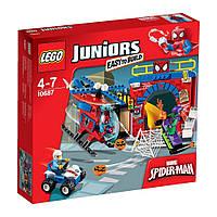LEGO® Juniors  УБЕЖИЩЕ ЧЕЛОВЕКА-ПАУКА™
