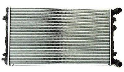Радиатор охлаждения Volkswagen Jetta 4 2010- (1.6 2.0 2.5) KEMP