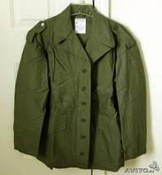 Армейская полевая куртка М65 Нидерланды. Оригинал.