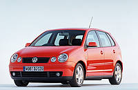 Защита картера двигателя и КПП Фольксваген Поло (2001-2009) Volkswagen Polo