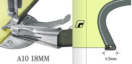 Окантователь A10 18mm