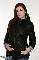 Куртка для беременных демисезонная двухсторонняя Трансформер - С, ХЛ
