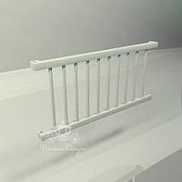 "Защитный бортик ""Multi-bed""Ольха. Стандарт White!"