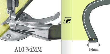 Окантователь A10 34mm