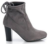Женские ботинки DENTON  Grey, фото 1