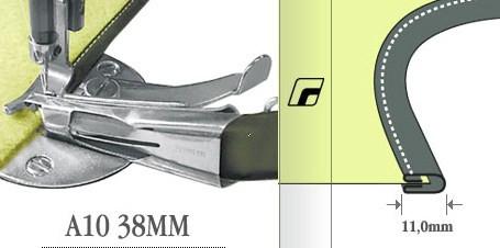 Окантователь A 10 38mm