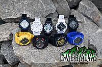 Спортивные наручные часы Casio G-Shock GA 100 РАЗНЫЕ ЦВЕТА ! ОПТ!