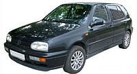 Защита картера двигателя и КПП Фольксваген Гольф 3 (1991-1997) Volkswagen GOLF 3