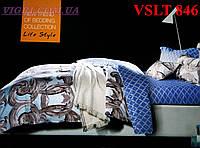 Постельное белье сатин люкс Tiare Вилюта. VSLT 846