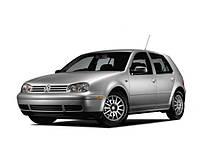 Защита картера двигателя и КПП Фольксваген Гольф 4 (1997-2004) Volkswagen GOLF 4
