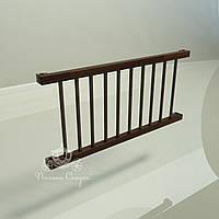 "Защитный бортик ""Multi-bed"" Ольха. Макси + Brown!, фото 1"