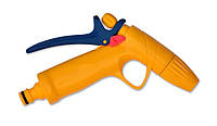 Пістолет-розпилювач пластиковий з фіксатором потоку, Verano (арт. 72-001)