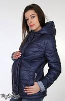 Куртка для беременных и после демисезонная Floyd джинс - С, М, Л