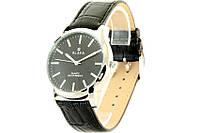 Мужские часы SLAVA 10049 (Серебро с черным)