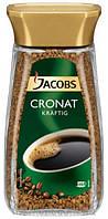 """Кофе растворимый"""" Jacobs Cronat Kraftig """"200 г."""