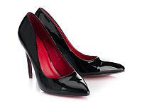 Женские туфли DEREK Black, фото 1