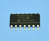 Микросхема PIC16F676-I/SL  so14   Microchip